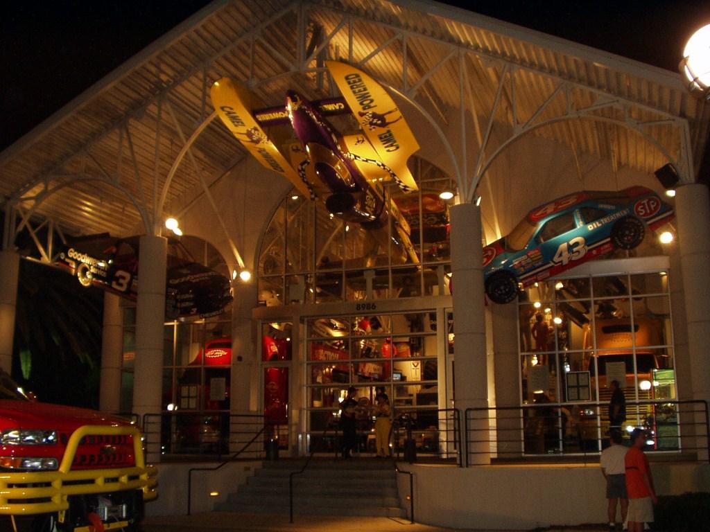 Orlando Vacation 2003
